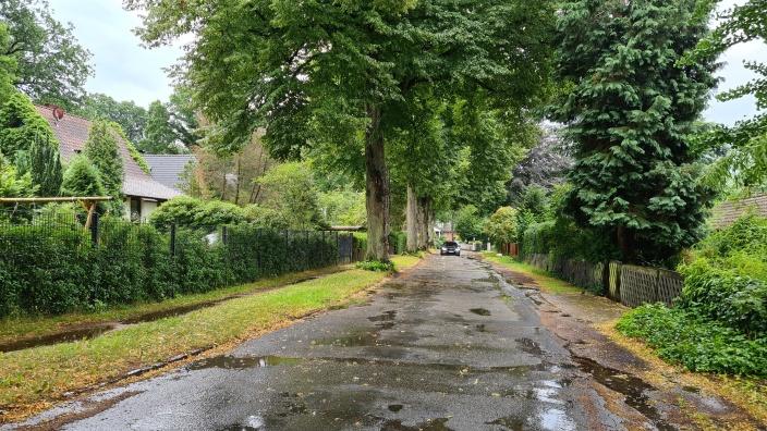Bergedorfer Weg