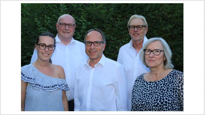 Neuer CDU-Fraktionsvorstand